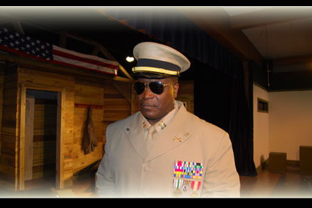Anthony Bean as Capt Davenport