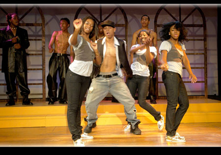 ABCT Dancers in UNPLUGGED