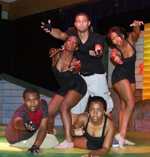 The Dancers in '504'