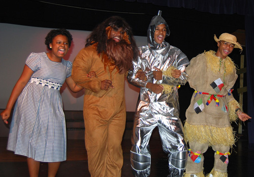 The Kids of The Wiz!