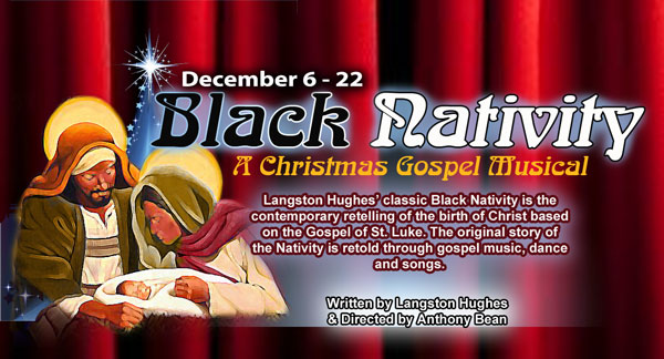 BLACK NATIVITY A Christmas Gospel Musical
