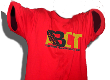 ABCT T-Shirt Red